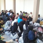 Bhabinkamtibmas Polsek Pujon Polres Batu Menghadiri Giat Istighosah Dan Doa Bersama Guru Honorer