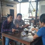 Kegiatan Sambang Silaturahmi Tokoh Pemuda Bhabinkamtibmas Desa Sidomulyo Polsek Batu Kota