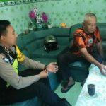 Patroli Bhabinkamtibmas Kelurahan Sisir Polsek Batu Kota Polres Batu Sampaikan Pesan Kamtibmas Agar Aman