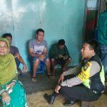 Berkunjung Ke Rumah Warga Bhabinkamtibmas Kelurahan Sisir Polsek Batu Kota