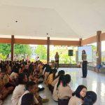 Tingkatkan Kualitas Pelayanan Publik, Satlantas Polres Batu Go to School