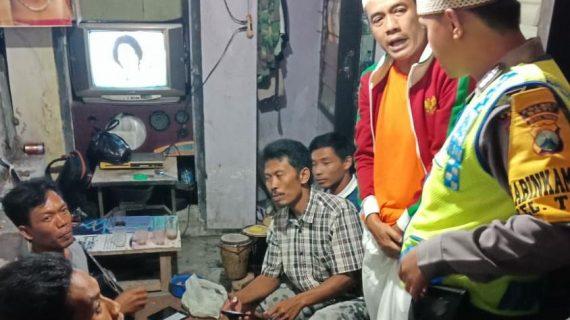 Bhabinkamtibmas Kelurahan Temas Polsek BatuPolres Batu Door To Door System Kunjungan Rumah Warga