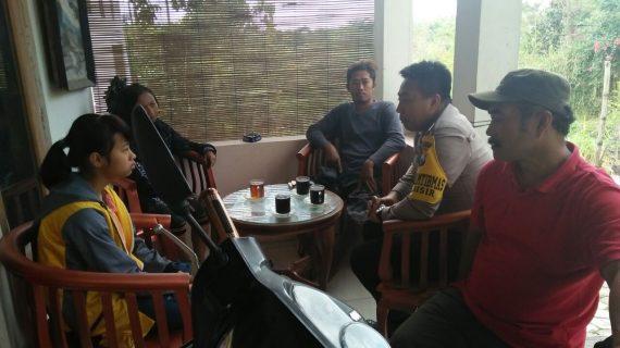 Kegiatan Sambang dan Silaturahmi Tokoh Masyarakat Bhabinkamtibmas Kelurahan Sisir Polsek Batu Kota Sampaikan Pesan Kamtibmasserap aspirasi warga binaan