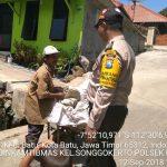 Door To Door System Kunjungan Rumah Warga Bhabinkamtibmas Kelurahan Songgokerto Polsek Batu Kota
