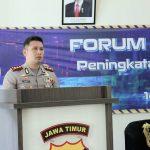 Forum Konsultasi Publik (FKP) Peningkatan Kualitas Pelayanan Publik Polres Batu