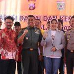 Polres Batu Menggelar Deklarasi Damai Dalam Rangka Pileg dan Pilpres 2019