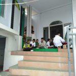 Bhabinkamtibmas Polsek Pujon Polres Batu Menghadiri Giat Pengajian Di Desa Pandesari