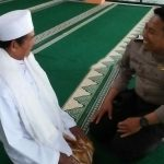 Sambang Dan Silaturahmi Tokoh Agama Bhabinkamtibmas Kelurahan Sisir Polsek Batu Kota