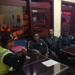 Bhabin Kelurahan Temas Polsek Batu Kota Sambang Satpam Pasar Batu Untuk Tingkatkan Pam Swakarsa