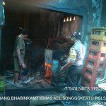 Sambang Tempat Usaha Selep Dan Penggorengan Biji Kopi Bhabin Kelurahan Songgokerto Polsek Batu Kota Ingatkan Waspada Bahaya Kebakaran