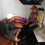 Pendekatan Dengan Masyarakat Jaga Kamtibmas, Polsek Batu Kota Polres Batu Lakukan DDS di Wilayahnya