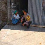 Giat Sambang Kamtibamas Dan Silaturahmi Lansia Bhabinkamtibmas Desa Sumberejo Polsek Batu Kota Polres Batu