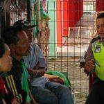 Upaya Preemtif, Dengan Melakukan Giat DDS Bhabinkamtibmas Desa Sidomulyo Polsek Batu Kota Polres Batu Terima Serap Dan Informasi Kamtibmas
