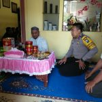 Bhabinkamtibmas Kelurahan Sisir Polsek Batu Kota Polres Batu Menjaga Wilayah Aman