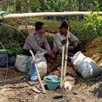 Kegiatan Sambang Desa Bangun Partisipasi Masyarakat Terhadap Kamtibmas Bhabin Desa Sidomulyo Polsek Batu Polres Batu