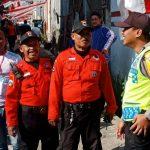 Kegiatan Sambang Kamtibmas dan Silaturahmi, Jalin Kedekatan Warga Bhabinkamtibmas Kel Temas Polsek Batu Kota Polres Batu Sampaikan Pesan Kamtibmas