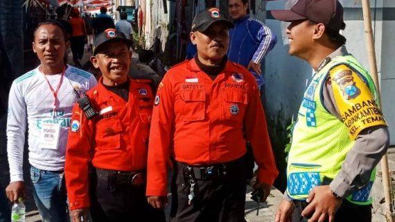 Upayakan Preventif Gaet Mitra Dengan Masyarakat, Jalin Kedekatan Warga Bhabinkamtibmas Kel Temas Polsek Batu Kota Polres Batu Sampaikan Pesan Kamtibmas