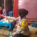 DDS Sambang Kerukunan Tetangga Bhabinkamtibmas Desa Pesanggrahan Polsek Batu Kota Polres Batu
