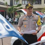 Tingkatkan Pelayanan Prima Kepolisian, Kapolres Batu Riksa Ranmor Dinas