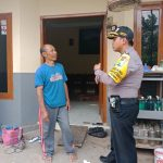 DDS Rumah Tokoh Masyarakat Bhabinkamtibmas Kelurahan Temas Polsek Batu Kota Polres Batu