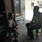 Sambang Tokoh Masyarakat Bhabinkamtibmas Kelurahan Sisir Polsek Batu Kota Polres Batu