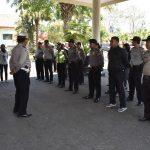 Opreasi Bina Waspada Semeru 2018 yang dilakukan di Jl. Sukarno dadaprejo kota Batu