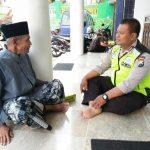 Silaturahmi Bersama Kasatgas Linmas Kanit Binmas Polsek Batu