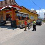 Sambang Perangkat Desa Bhabinkamtibmas Polsek Pujon Polres Batu Sampaikan Pesan Kamtibmas