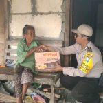 Penyerahan Sarana Kontak Bhabinkamtibmas Kelurahan Songgokerto Polsek Batu Kota