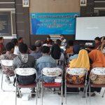 Polsek Junrejo dan anggota hadiri Musyawarah Antar Desa  tentang sosialisasi program inovasi desa dan pembetukan team kerja.