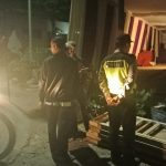 Anggota Polsek Batu Polres BatuTingkatkan Patroli Malam Haridalam rangka Cipta Kondisi jelang Pilpres 2019