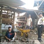 Kegiatan Sambang Kerukunan Warga Bhabinkamtibmas Kelurahan Songgokerto Polsek BatuPolres Batu