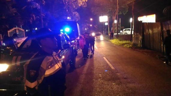 Tingkatkan Keamanan, Polsek Junrejo Polres Batu Giatkan Patroli Malam