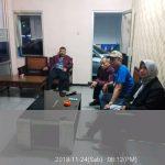 Guna Mencegah Terjadinya Gangguan Kamtibmas, Anggota Polres Batu Melaksanakan Solo Bandung di Pos 9.0 Kota Batu