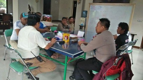 Giat DDS dan Tatap Muka, Silaturahmi Warga Masyarakat Bhabinkamtibmas Kelurahan Sisir Polsek Batu Kota Polres Batu