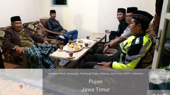 Kapolsek Pujon Polres Batu, Menghadiri Undangan Masyarakat dalam Rangka Memperingati Maulid nabi Muhammad SAW 1440 H