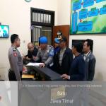 Giat Pengamanan Mako, Polres Batu Rutin Kontrol Tahanan Malam Hari