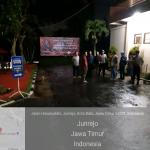 antisipasi kejadian kriminal di Mako, anggota piket laksanakan patroli