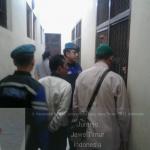 Giat Pengamanan Mako, Polres Batu Rutin Kontrol Tahanandalam rangka cipkon pasca Pilpres 2019
