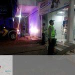 Polsek Ngantang Polres Batu Giatkan Patroli Malam Haridalam rangka Cipta Kondisi jelang Pilpres 2019