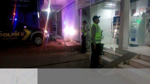 Polsek Ngantang Polres Batu Giatkan Patroli Malam Hari