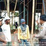 Sambang Warga Bhabin Desa Sidomulyo Polsek Batu Kota Tingkatkan Kamling