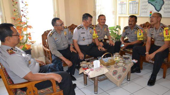 Ukur Kinerja Polsek Jajaran, Polres Batu Laksanakan Supervisi Tahap II Tahun 2018.