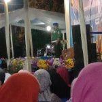 Bhabinkamtibmas Kel. Ngaglik Polsek Batu Kota Menghadiri Giat Pengajian Akbar Memperingati Maulid Nabi Muhammad SAW 1440 H.