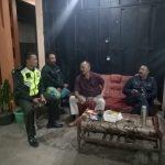 Tingkatkan Patroli Malam Polsek Batu Polres Batu laksanakan patroli dialogis