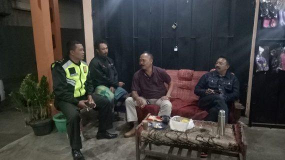 Tingkatkan Patroli Malam Polsek Batu Polres Batu di Wilayahnya