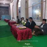 Bhabinkamtibmas Polsek Pujon Polres Batu Menghadiri Peringatan Maulid Nabi Muhammad SAW Di Desa Ngabab