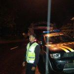 Tingkatkan Keamanan, Polsek Ngantang Polres Batu Giatkan Patroli Malam