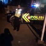Polsek Pujon Polres Batu Tingkatkan Patroli Malam Haridalam rangka cipkon pasca Pilpres 2019