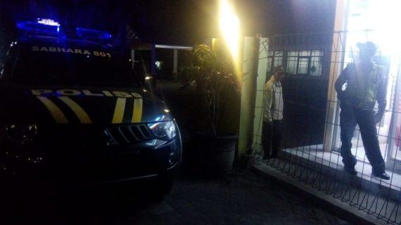 Polsek Junrejo Polres Batu Giatkan Patroli Malam Jaga Kamtibmas untuk tekan angka kriminalitas